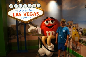 M&M World - Vegas