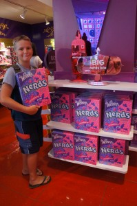 Giant Nerds boxes - New York