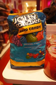 FAO Schweetz - Giant Jolly Rancher packet!