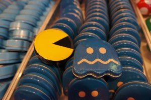 PacMan Lollies - FAO Schwarz New York