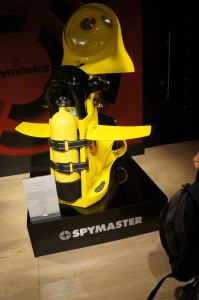 Spymaster Mini Submarine = Harrods
