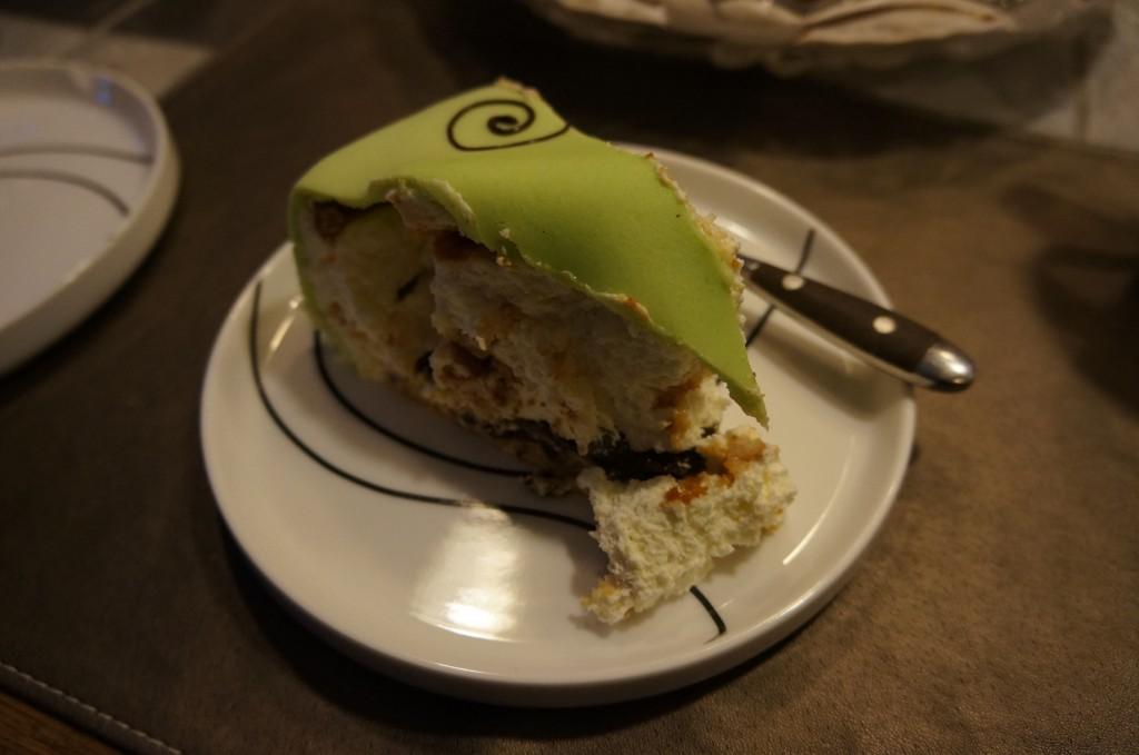 Danish Layer Cake - Inside Look