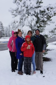 Yellowstone Weather!
