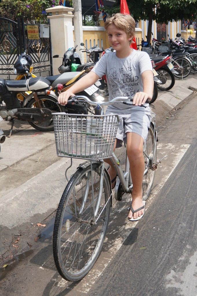 Have bike will travel in Vietnam!