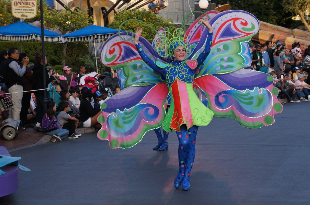 Disneyland Butterfly