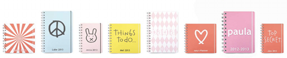 Life Changing Year Planners