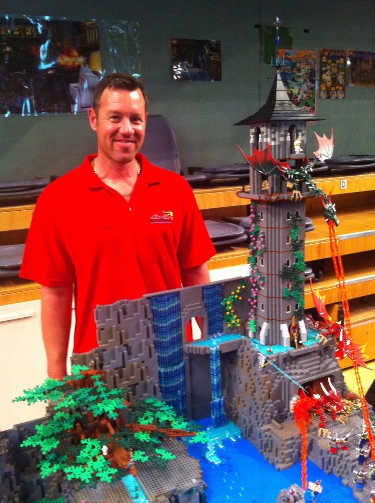 Andrew Lego Lover!