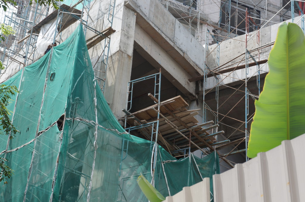Safe construction sites in Malaysia!
