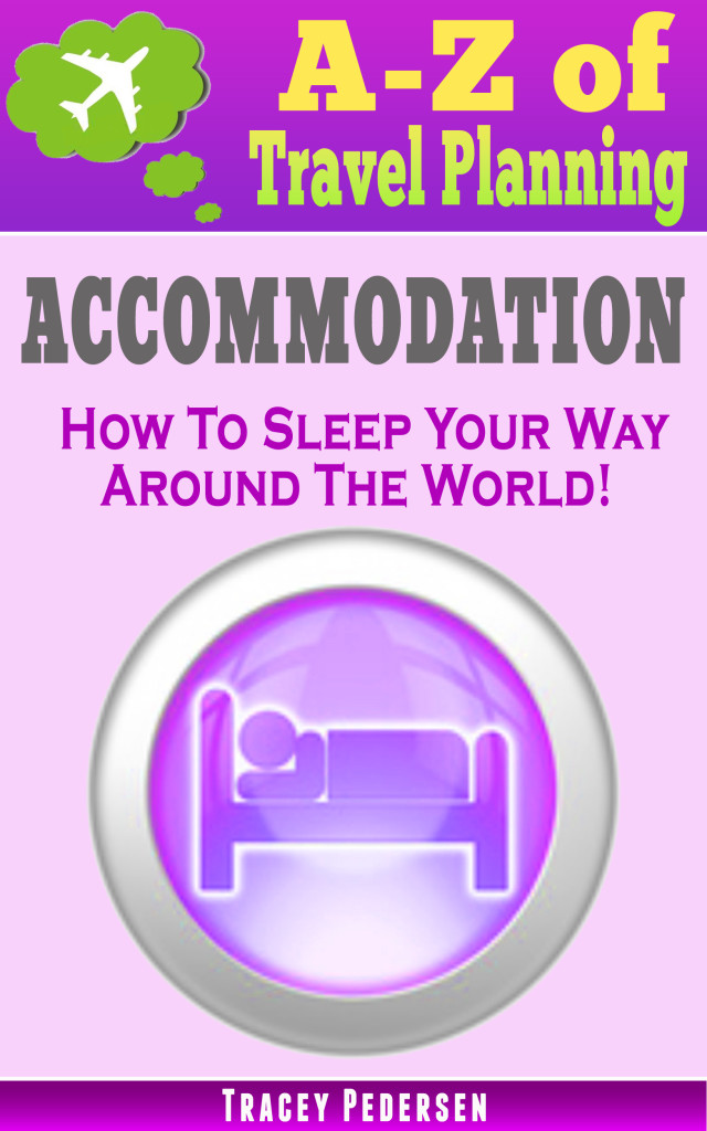 Cut Your Accommodation Costs With My New Book!