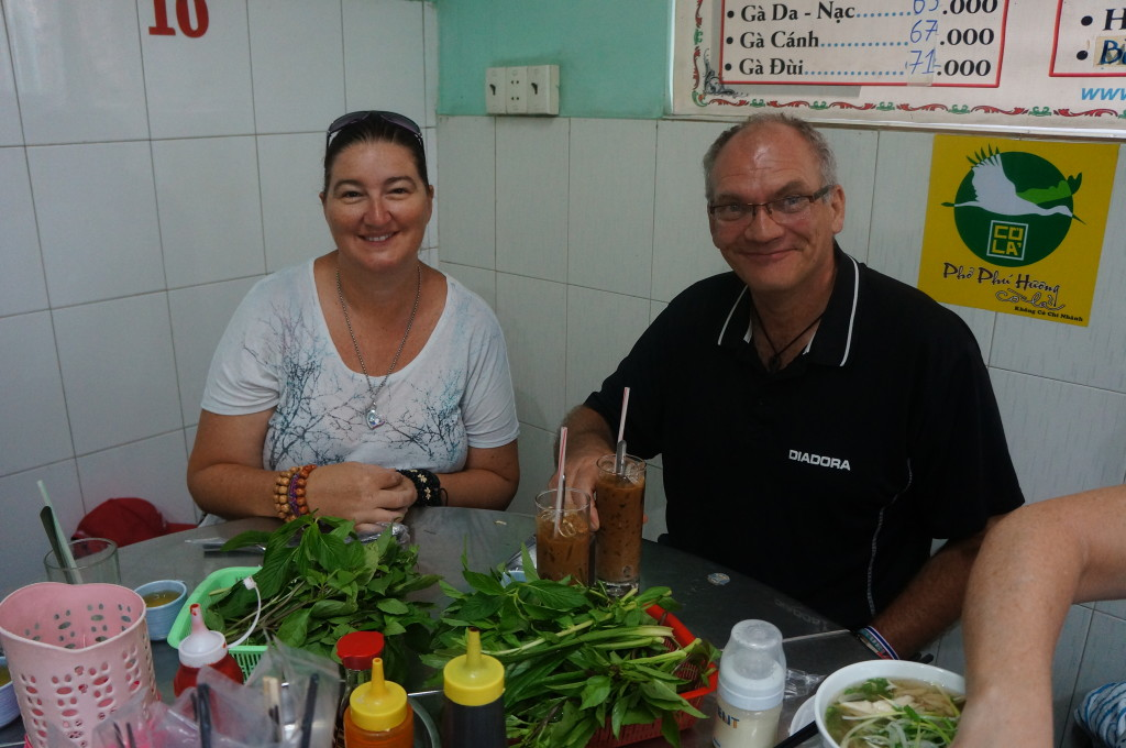 Vietnamese Food Tour