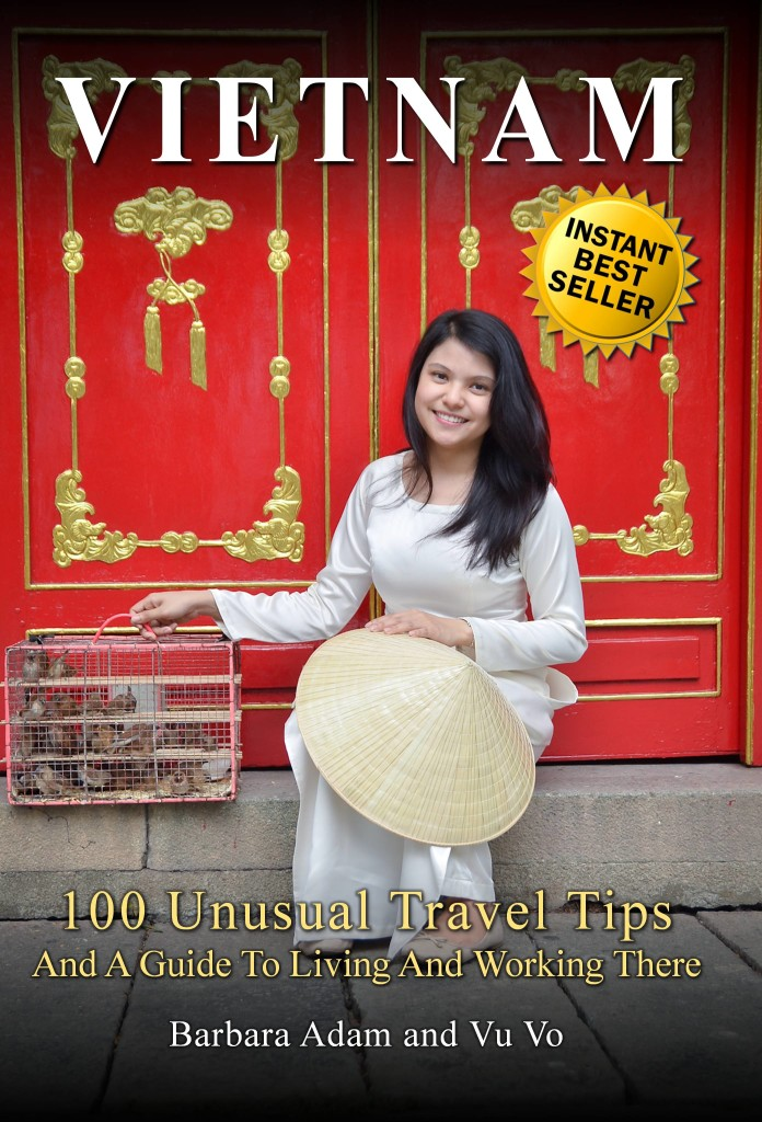 Vietnam 100 Travel Unusual Tips cover
